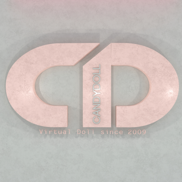 CandyDoll Logo NEW 2014