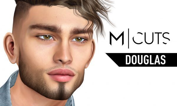 Douglas Hair. ★ Single packs L$320. Fatpack is L$1,020.