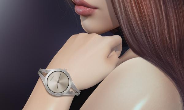 Scarlett Watch. L$295.