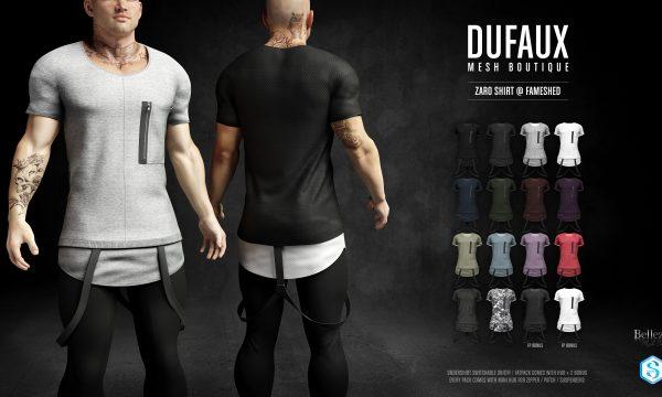 DUFAUX - Zaro Shirt.