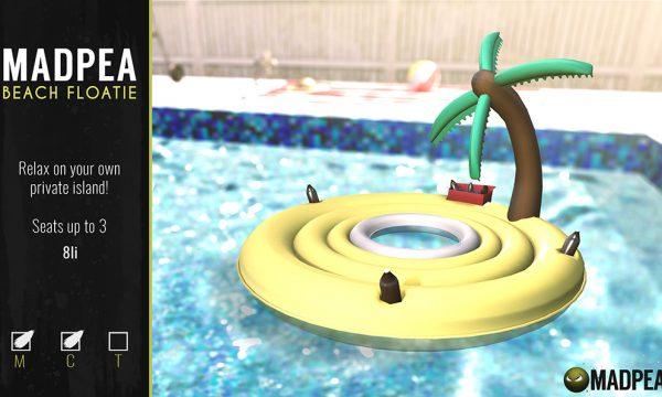 Beach Floatie. L$199.