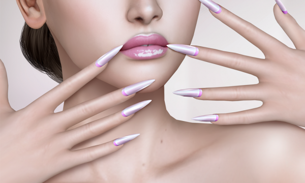 Mesh Stiletto Nails. Nails are L$279 each.