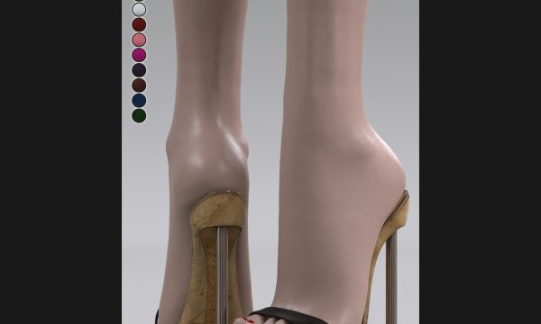 Jill Shoes. L$495. Demo available. ★