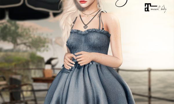 Sheila Dress. L$299 each. Fatpack is L$2,499. Demo available ★.