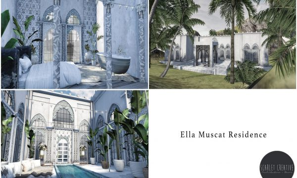 Ella Muscat Residence. L$299.