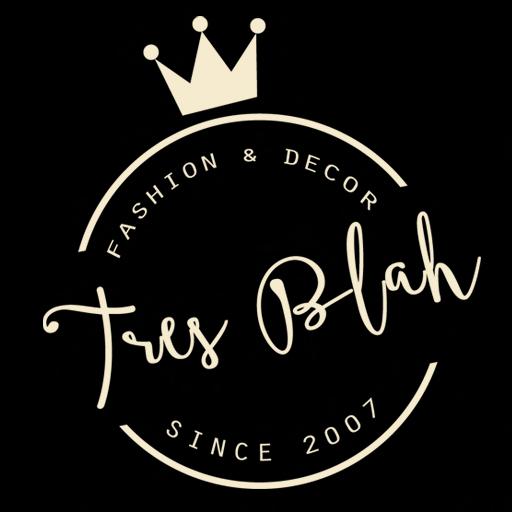 Tres Blah Logo