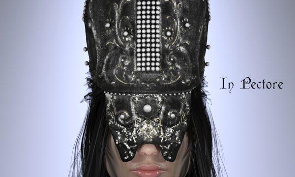 AZOURY - In Pectore Headwear. L$219.