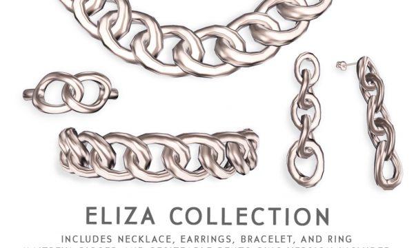 Cae - Eliza Set. Individuals L$245-L$395 | Fatpack L$646.