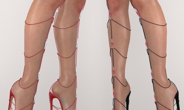 Essenz - Dubai Shoes. Mini Packs L$350- L$600 | Fatpack L$1300  Demo Available ★.