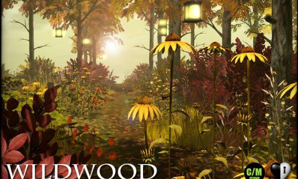 Heart Garden Centre - Wildwood Landscaping Kit. L$1,200.