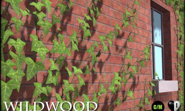 Heart Garden Centre - WildWood - Climbing Ivy. L$500.