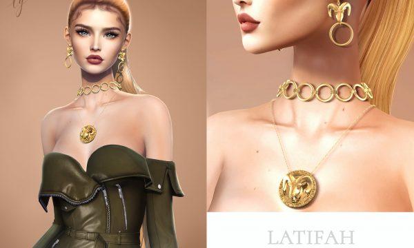 LaGyo - Latifah Set. Individual L$250 | Fatpack L$650.