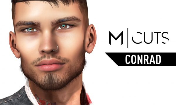 Modulus - Conrad Hair. Individual L$320 | Fatpack L$1020 Demo Available ★.