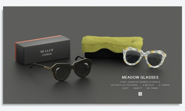 Mulloy - Meadow Glasses. L$399 Demo Available ★.