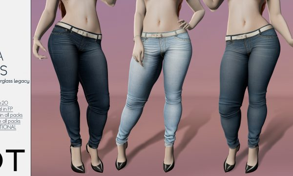 RIOT - Bella & Bruno Jeans. Individuals L$199 | Fatpack L$1,300. Demo available.