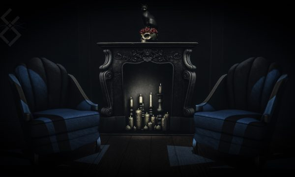 Stockholm&Lima - Gothic Living Set . PG L$666 | Vanilla L$1,500 | MaleDom L$1,600 | FemDom L$1,800 | Club Edition L$2,500.