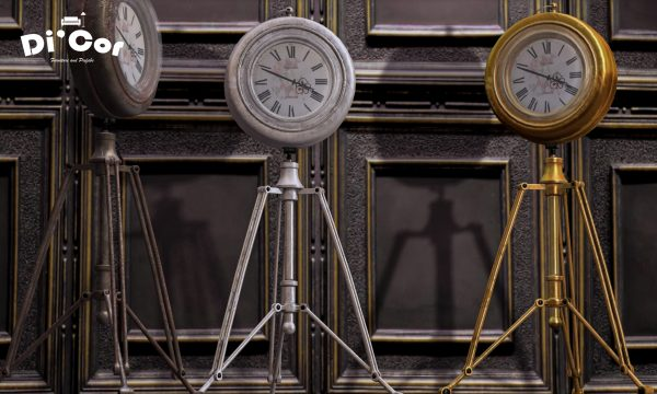 Di'Cor - Jacob Grandfather Clock. Decor Pieces L$299 each | Fatpack L$599.