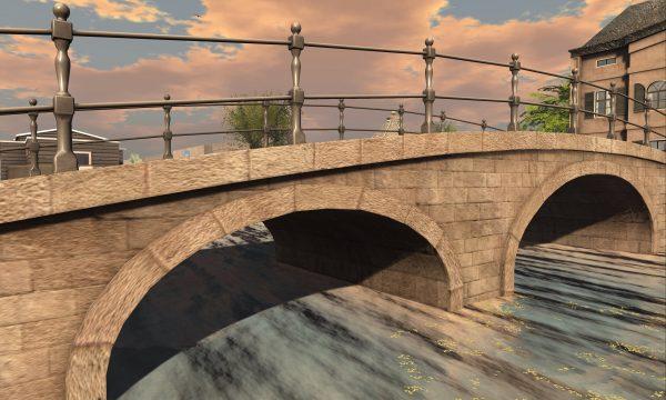 Dutchie - Stone Bridge. L$598.