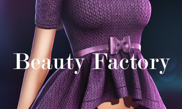 BF Store - Brunner Blouse. Individual L$258 | Fatpack L$1448. Demo Available.