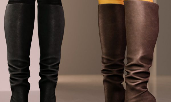 EQUAL - Elettra Boots. Individual L$250 each | Fatpack L$1,199. Demo Available ★.
