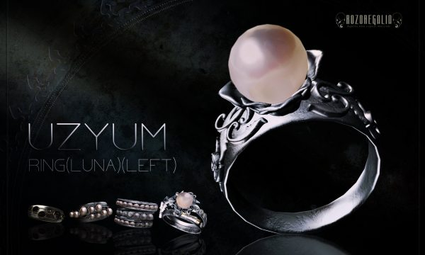 ROZOREGALIA - Uzyum Ring (Luna). L$290. Demo Available ★.