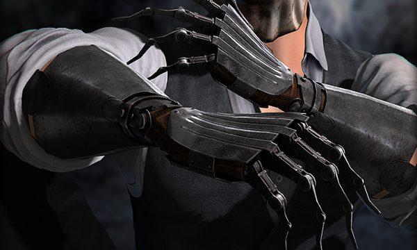 [ContraptioN] - L'Aiguilleur Prosthetic Arm. L$350. Demo Available.