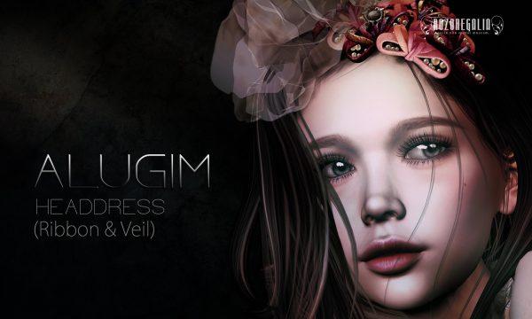 ROZOREGALIA - ROZOREGALIA_ALUGIM*HEADDRESS. L$270. Demo Available.