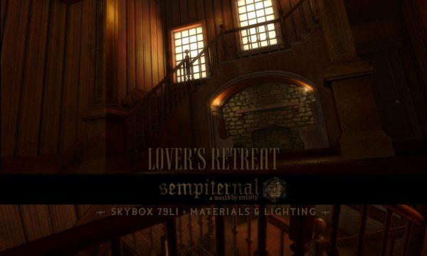 SEMPITERNAL - Lovers Retreat Skybox. L$499.