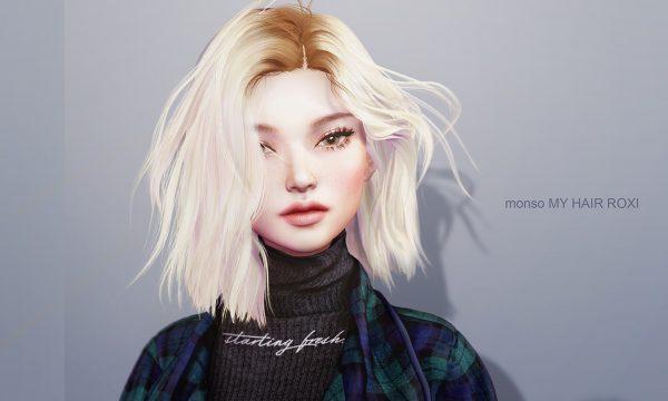 monso - Roxi Hair. Individual L$245. Demo Available ★.