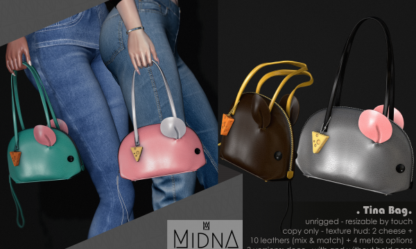 Midna - Tina Bag. L$199. Demo Available.
