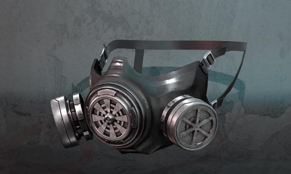 The Forge - H9NX Gasmask. Individual L$299 each.